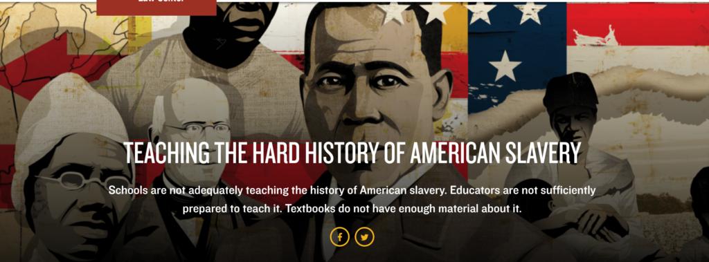 Teaching the Hard History of Slavery